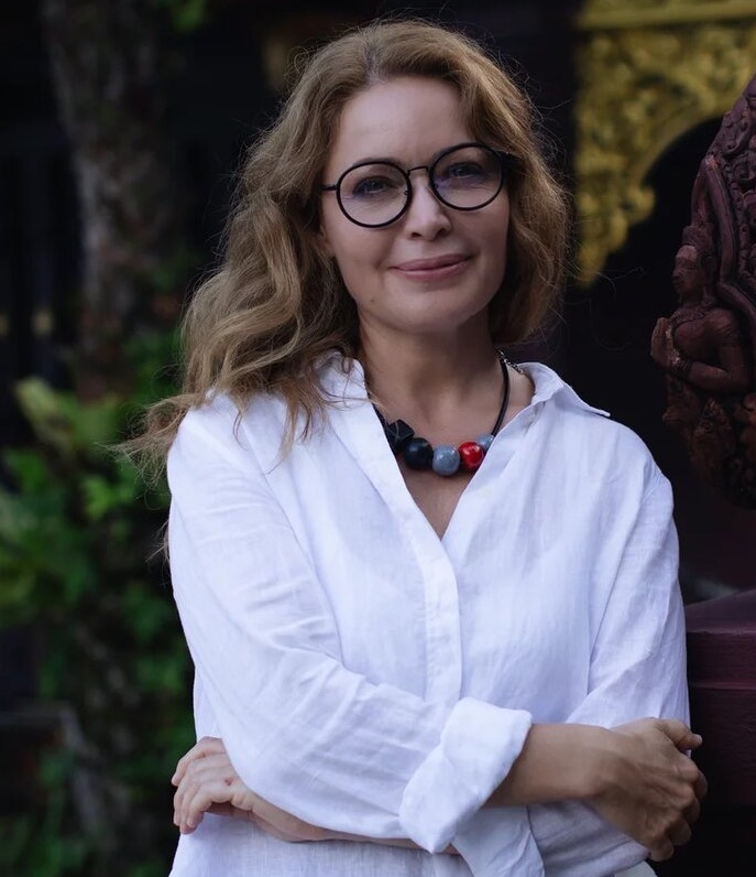 Психолог Елена Любченко